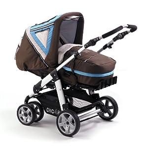 kinderwagen chic 4 baby 121 31 alu kombi kinderwagen. Black Bedroom Furniture Sets. Home Design Ideas