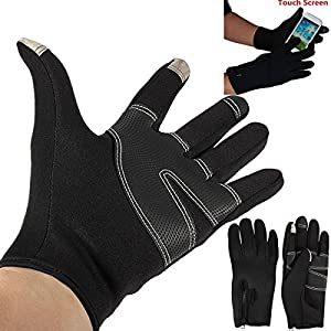 CAMTOA Winter Outdoor Sports Gloves Touchscreen Gloves Tactical Mittens,Men Women Keep Warm Bicycle Cycling Hiking Gloves Full Finger,military Motorcycle Skiing Gloves by CAMTOA