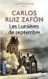 Les lumi�res de Septembre par Ruiz Zaf�n