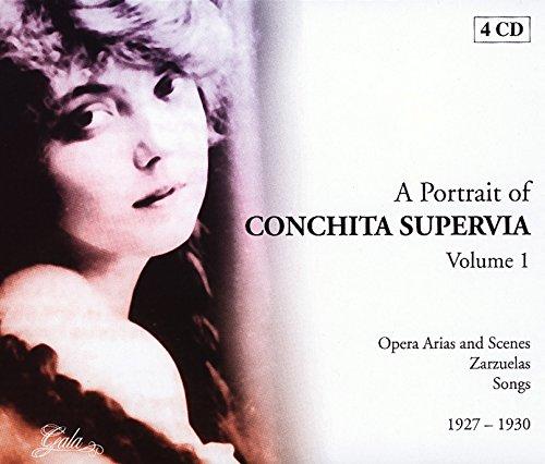 Conchita Supervia - A Portrait Of Conchita Supervia -Volume One - Zortam Music