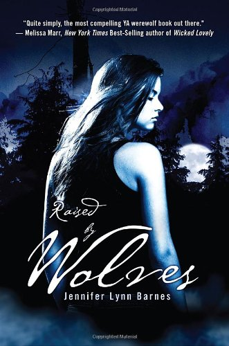 Cover of Raised by Wolves