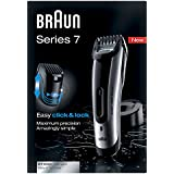 Braun Séries 7 BT7050 Premium Tondeuse à Cheveux/Barbe