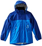 Marmot Boy's Precip Jacket, Cobalt Blue/Royal Navy, X-Small