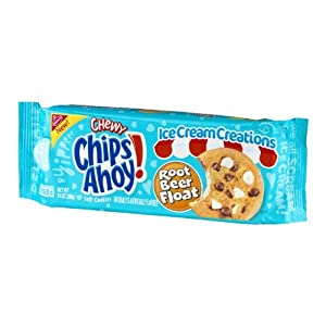 Chips Ahoy! Ice Cream Creations Soft Cookies Root Beer Float