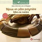 Bijoux en p�te polym�re : effets de m...