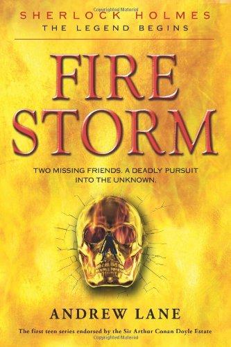 Fire Storm (Sherlock Holmes: The Legend Begins)