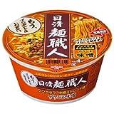 日清 麺職人味噌 カップ 100g (4入り)