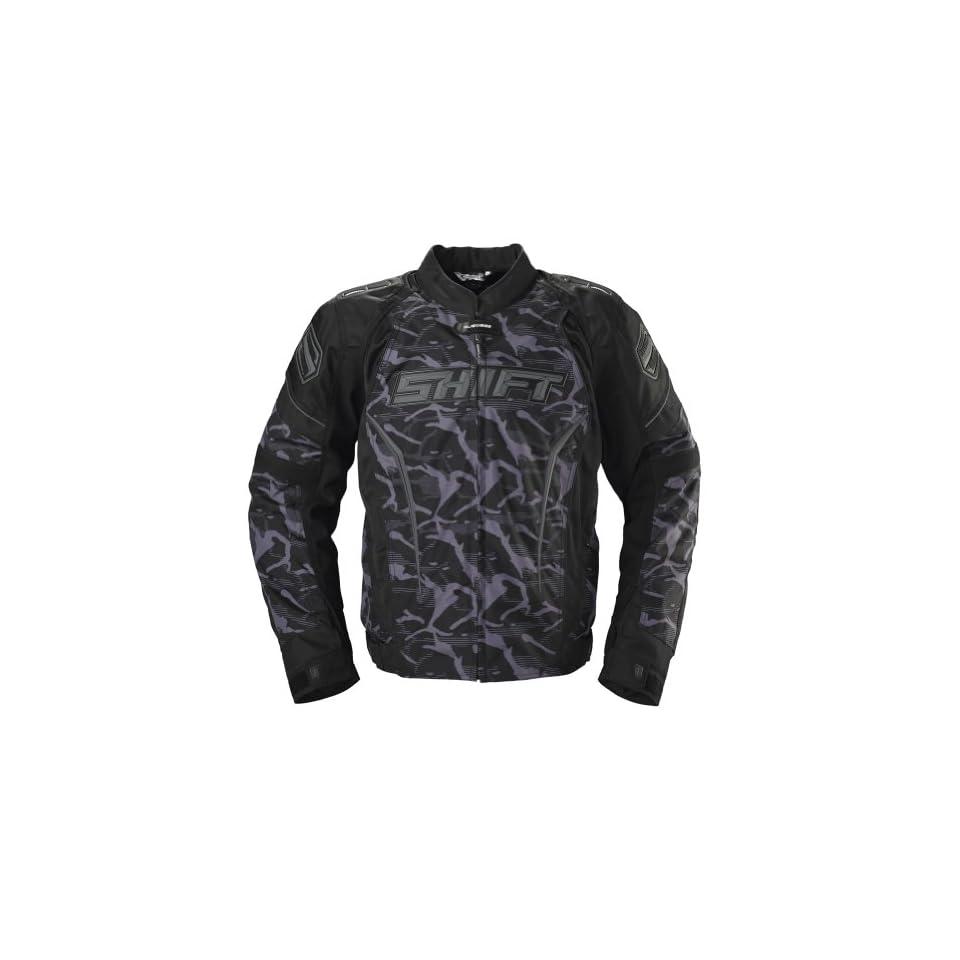 Shift Racing Avenger Jacket   Large/Black Camo