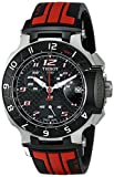Tissot Mens T0484172720701 T-Race MotoGP Limited Edition Analog Display Swiss Quartz Red Watch