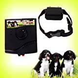Hidden Underground Inground Smart Electronic Fencing dog Collar System with one collar