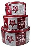 khevga Keksdose Weihnachten Blech