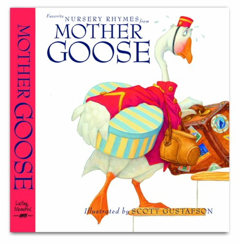 MOTHER GOOSE VOLUME 2 VOICE RECORD BOOK