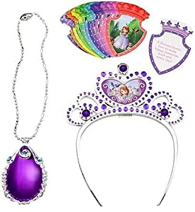 Amazon.com: Disney Sofia the First Exclusive Enchanted Amulet Playset