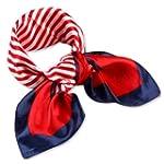 femmes carre echarpe foulard en soie...