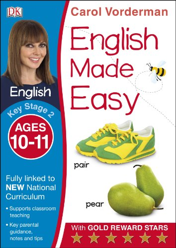 English Made Easy Ages 10-11 Key Stage 2 (Carol Vorderman's English Made Easy)