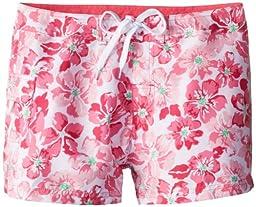 Kanu Surf Big Girls\'  Lei Boardshorts, Pink, 12/14/Large