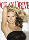 img - for Ocean Drive May 2009 (HEIDI KLUM) book / textbook / text book