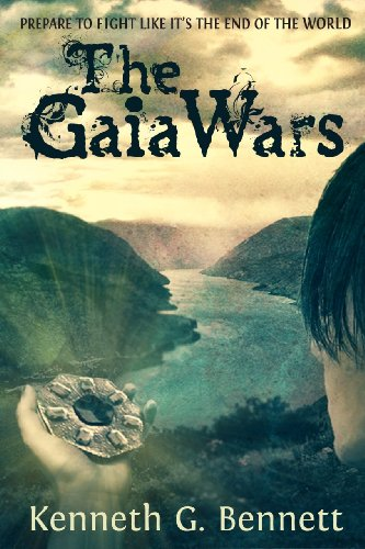 <strong>Brand New Kids Corner At Kindle Nation Daily FREEBIE! Kenneth G. Bennett's <em>THE GAIA WARS</em> - Now Free on Kindle</strong>
