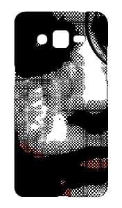 Samsung Galaxy Grand Max Hard Case Back Cover - Printed Designer Cover for Samsung Galaxy Grand Max - SGGMJKRB156