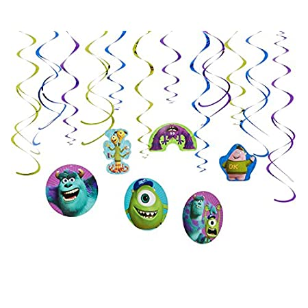 If your little monster dreams of enrolling at Monsters U, then throw a scare-tacular birthday bash! American Greetings offers a large assortment of Pixar's Monsters University party supplies, party favors, birthday decorations, tableware and invitati...