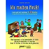 """Wir Machen Musik - Liederspass mit beliebten TV-Melodien. Kinderchor (Noten)von """"Carsten Gerlitz (Bearb.)"""""""