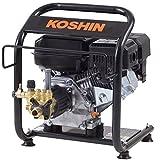 工進 エンジン式高圧洗浄機 14mpa 据置タイプ JCE-1408U