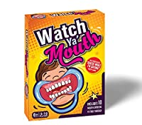 Watch Ya' Mouth Family Edition - The Authentic, Hilarious, Mouthguard Party Game by Watch Ya' Mouth