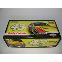 BOBBY LABONTE #43 CHEEREIOS 2007 CHARGER LIMITED EDITION by NASCAR