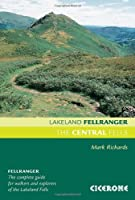 The Central Fells (Lakeland Fellranger), Mark Richards
