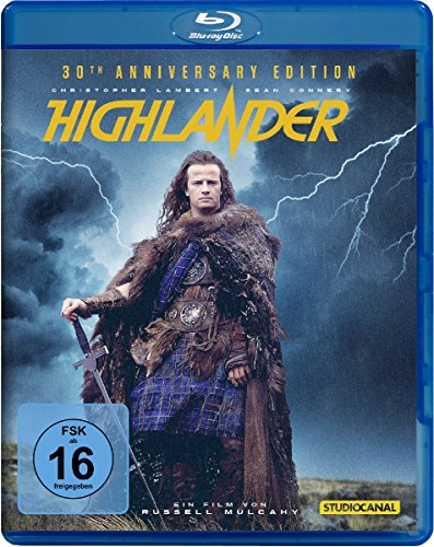Highlander / 30th Anniversary Edition [Blu-ray]