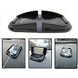 New Horrizon - In Car Dashboard Anti Slip Rubber Grip Mobile Phone Holder Skidproof Pad Mat GPS Sat Nav
