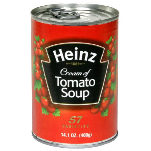 Heinz, Soup Cream Of Tomato, 14.1-Ounce (12 Pack)
