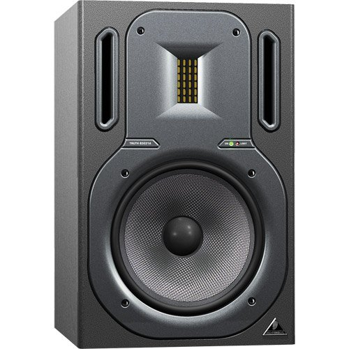 Behringer Truth B3031A 2-Way Active Ribbon Studio Reference Monitor with Kevlar Woofer, Single Speaker