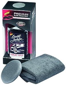 Barrett-Jackson 9961 Premium Auto Care Liquid Wax Kit