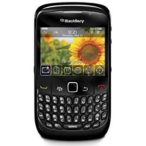BlackBerry 8520 Unlocked Phone with 2 MP Camera, Bluetooth, Wi-Fi--International Version with No Warranty (Black) $178.99