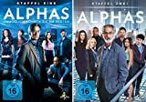 Alphas - Staffel 1+2 (7 DVDs)