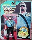 WWF Big Boss Man Wrestling Action Figure by Hasbro WWE WCW ECW