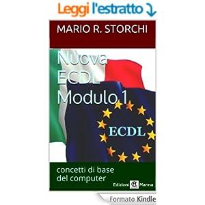 Nuova ECDL - Modulo 1 (concetti di base del computer)