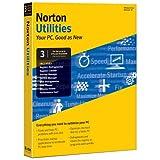 Norton Utilities 14.0 1 user/3 PC ~ Symantec