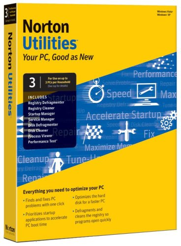 Norton Utilities 14.0 1 user/3 PC