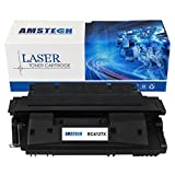 Amstech Compatible Black Toner Cart
