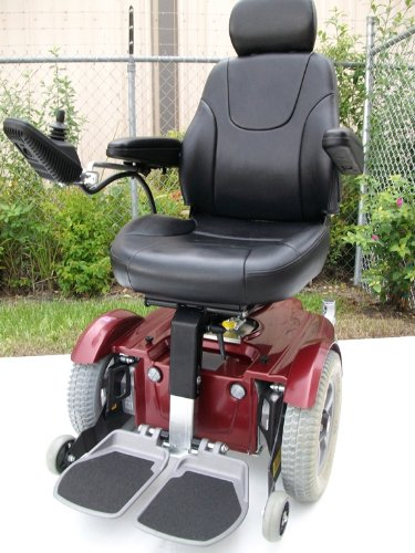 Permobil C300 Basic Power Chair - Used Electric Wheelchairs (Electric Chairs compare prices)