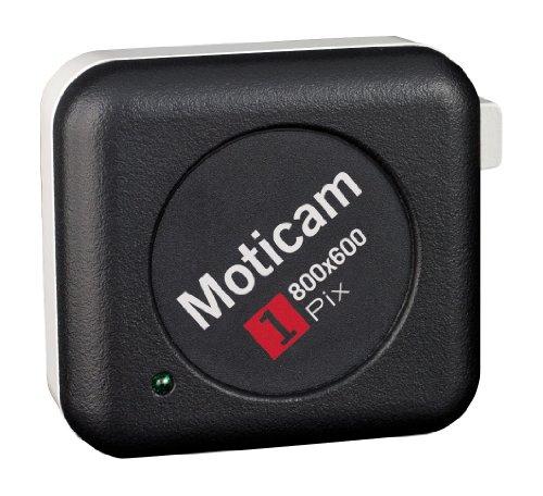 National Optical Moticam 1 Digital Camera, 0.4 Mega Pixel, 800 X 600 Maximum Resolution