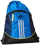 adidas Alliance Sport Sackpack, Prime Blue/Electricity, One Size Fits All