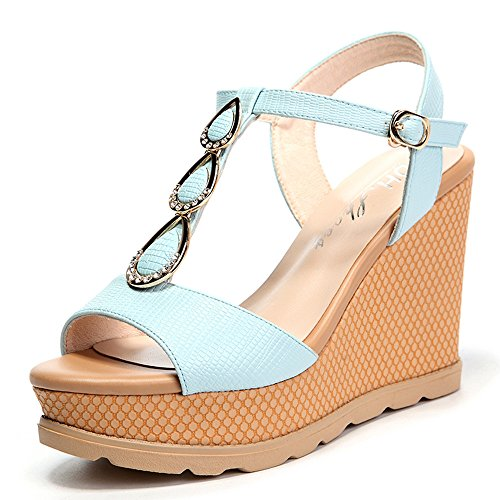 dunhu-de-moda-mujer-color-azul-talla-39-eu