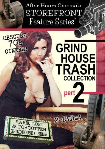 Grindhouse Trash Collection Pt. 2 [DVD]