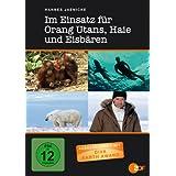 """Hannes Jaenicke: Im Einsatz f�r Orang Utans, Haie und Eisb�renvon """"Dr. Willie Smits"""""""