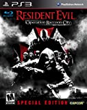 51%2B4k4WgYxL. SL160  Resident Evil: Operation Raccoon City Limited Edition