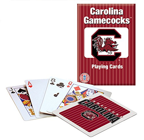 South Carolina Playing Cards - 1