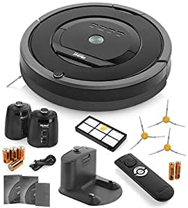 sale irobot roomba 880 vacuum cleaning robot for best vacuums 2015b. Black Bedroom Furniture Sets. Home Design Ideas